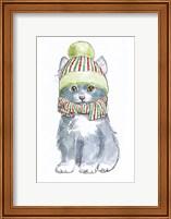 Framed Christmas Kitties II