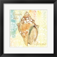 Framed Golden Treasures Inspiration V