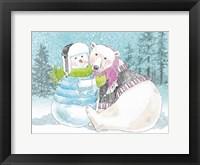 Framed Polar Cap Friends III