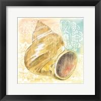 Framed Golden Treasures II