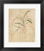Framed Bamboo Blossoms