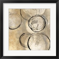 Framed Circle in a Square II