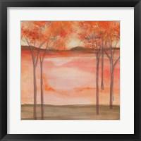 Framed Mountain Meadow II