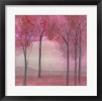 Framed Under the Trees