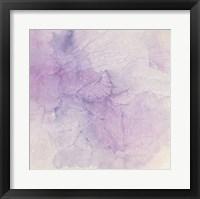 Framed Crinkle Violet