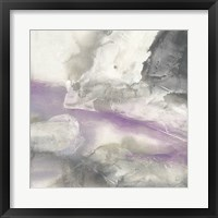 Framed Shades of Amethyst II