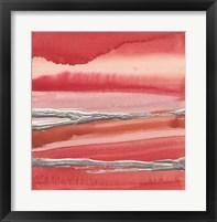 Framed Silver Marsh