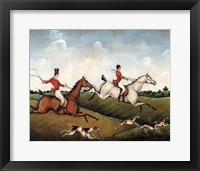 Framed Hunt Crop