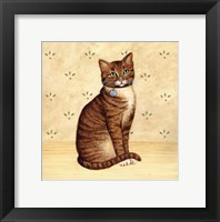 Framed Country Kitty IV