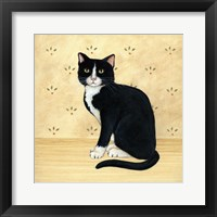 Framed Country Kitty I