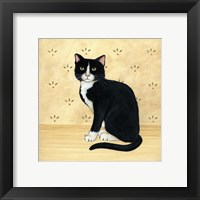 Framed Country Kitty I