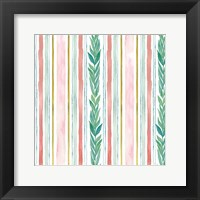 Framed Tropical Fun Pattern V