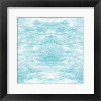 Tropical Fun Pattern IV Framed Print