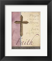 Framed Words for Worship Faith
