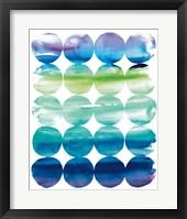 Framed Summer Dots v.2