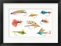 Framed Gone Fishin I