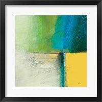 Framed Water Yellow