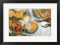 Framed Bloomed III
