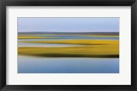 Framed Evening Marsh