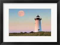 Framed Moon over Marthas Vineyard