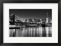 Framed Silver City
