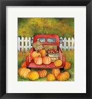 Framed Pumpkins for Sale