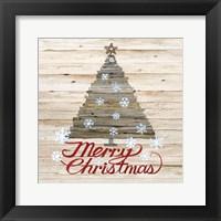 Framed Holiday Sayings V on Wood