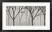 Framed Spring Trees Greystone IV