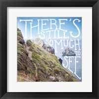 Coastal Advetures I Framed Print