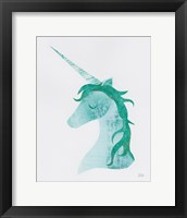 Framed Unicorn Magic II