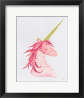 Framed Unicorn Magic I