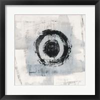Framed Zen Circle II