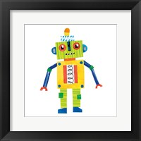 Framed Robot Party IV