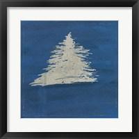 Framed Silver Tree
