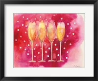 Framed Bubbly Fun