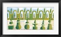 Framed Topiary Garden