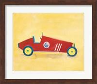 Framed Race Car 6 Crop