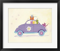 Framed Daisy Mobile