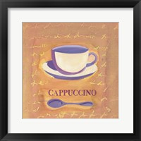Framed Cappaccino