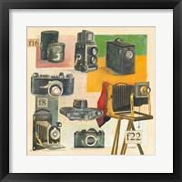 Framed Cameras