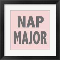 Framed Nap Major