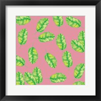 Framed Tropical Pattern
