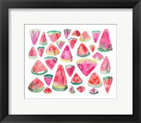 Framed Watermelons 300