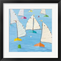 Framed Regatta V