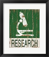 Framed Research