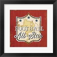 Framed Football III