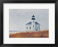 Framed Co Quille River Lighthouse