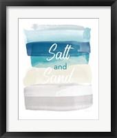 Framed Salt and Sand