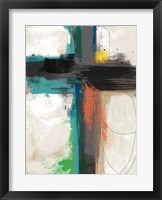 Framed Contemporary Cross II
