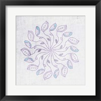 Mandala III Framed Print